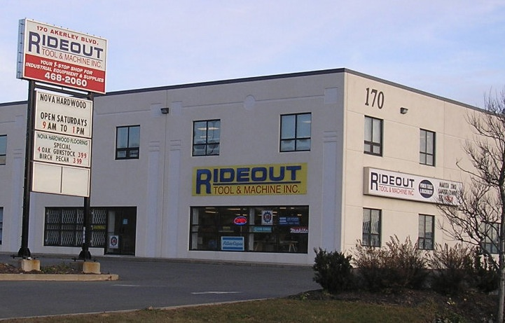 Rideout Tool Dartmouth